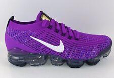 Nike Air Vapormax Flyknit 3 Vivid Purple AJ6910 502 Women's Size 9 (Men's 7.5)