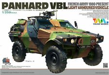 Tiger Model 4603 1/35 French Panhard VBL Armoured Vehicle