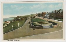 Kent postcard - The Downs, Herne Bay - RP