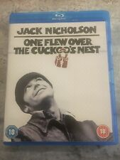 One Flew Over The Cuckoo's Nest (Blu-ray) OOP Nicholson