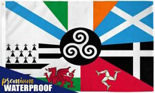 Celtic Nations 3x5ft Flag waterproof
