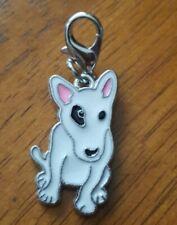 New Bull Terrier Zipper Pull -