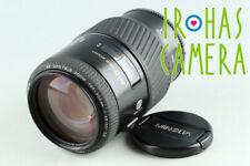 Minolta AF Apo Tele Zoom 100-300mm F/4.5-5.6 Lens #33124 G43