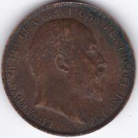 1902 Edward VII Penny | Pennies2Pounds