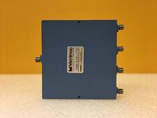 Merrimac PDM-41M-.75G 0.5 to 1 GHz, 30 W, SMA (F) 4 Way Power Divider / Combiner