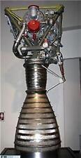 LR-79 Rocketdyne Rocket Engine Mahogany Kiln Dry Wood Model New