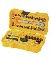 DeWALT 50 PIECE 1/4' DRIVE SET MECHANICS TOOL SET