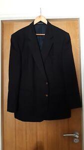 DAKS 100% Wool Navy Blazer 48 UK