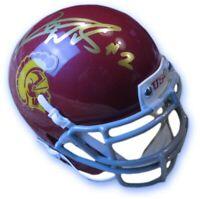 Robert Woods Signed Autographed Mini Helmet USC Trojans #2 JSA COA