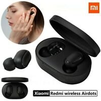 New XIAOMI Redmi AIRDOTS WIRELESS EARPHONE W/ CHARGER BOX Bluetooth 5.0 Headset