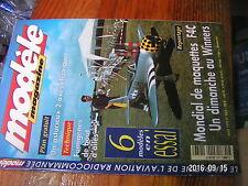 2?µ µ? Revue Modele Magazine n°563 plan encarté Planeur Pivert plan X115 Depron
