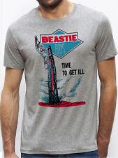 """BEASTIE BOYS """"LICENSED TO ILL"""" T-Shirt S-M-L-XL-2XL-3XL kostenloser Versand"""