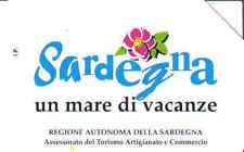 Schede telefoniche rare- private - Sardegna -n° 230 USATA