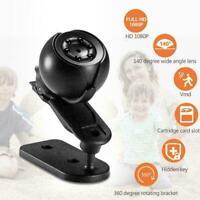 HD 1080P Wifi Wireless Mini Camera IP Security Camcorder DVR Night Vision C7J3