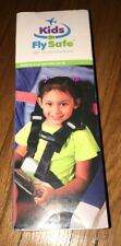 New In Box CARES Kids Fly Safe Airplane Harness Seatbelt Safety Restraint FAA
