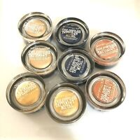 Maybelline New York Eyestudio Color Tattoo 24HR Cream Gel Eyeshadow 2 pack NEW