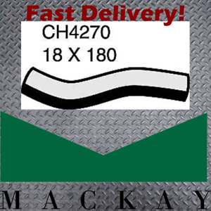 Mackay CH4270 Connecting Pipe (Heater Hose) suits Toyota Hilux Surf KZN130 1KZ-T