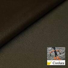 Yukon Cordura® - Tela de poliamida muy robusta - Por metro (verde oliva oscuro)
