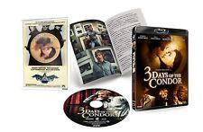 THREE DAYS OF THE CONDO - Japanese original  Blu-ray Enclosure privilege booklet