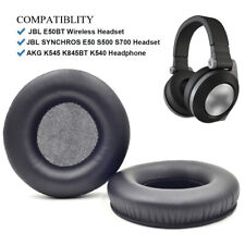 Cushion Ear pads for JBL E50BT JBL SYNCHROS S500 S700 Akg k845 K545 Headphones