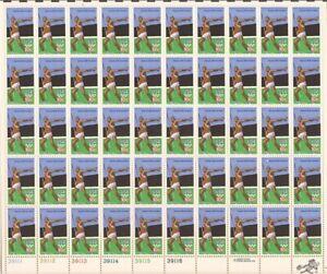 US Stamp - 1979 Olympics Decathlon - 50 Stamp Sheet - #1790