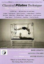 Classical Pilates Technique - The Studio Equipment Series (DVD, 2-Disc Set)