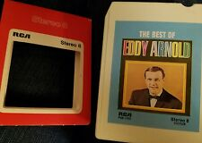 The Best of Eddy Arnold RCA  8 track RCA Used  P8S-1185
