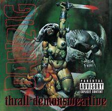 Danzig Thrall-Demonsweatlive CD EP NEW SEALED 1993 Metal