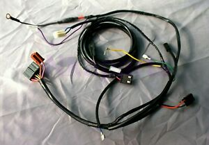HOLDEN HZ 6 CLY 202 186 ENGINE WIRING HARNESS LOOM