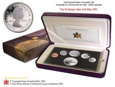 1953-2003 SPECIAL EDITION CORONATION SET - QUANTITY SOLD: 21,537