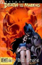 BATMAN DEATH AND THE MAIDENS #9 (2004) 1ST PRINTING DC COMICS