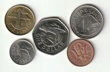 BARBADOS Lote de monedas