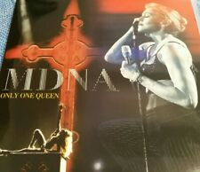 Madonna mdna tour in rome 2 LP Color vinyl only one queen madame x sex book prom