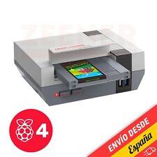Retroflag NesPi 4 CASE - Carcasa estilo Nintendo NES para Raspberry Pi 4 Pi4