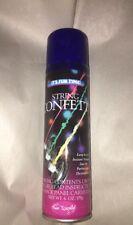 Fun World Blue String Confetti Party Favor 6 Oz  New.