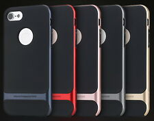 Hard Bumper Shockproof Soft Case Cover Shell Protector fr iPhone X 6 6S 7 8 Plus