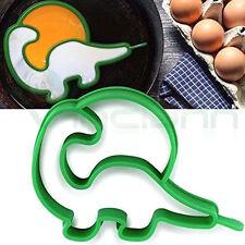 Stampo silicone forma DINOSAURO uovo uova pancake frittata anello cottura cucina