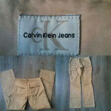 Calvin Klein pantaloni color sabbia