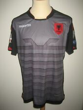 Albania away rare national football shirt soccer jersey trikot maillot size M