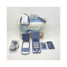 Hewlett Packard Hp Pocket Pc Pda Jornada 567 Keyboard Case Extra Fat Battery