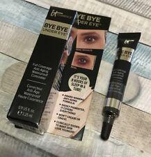 IT COSMETICS Bye Bye Under Eye Concealer Light Ultra Fair 0.11 oz NewSealed Ipsy