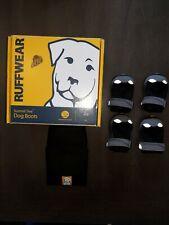 "Ruffwear Summit Trex Dog Paw Weather Resistant Boots 1.5"" Set of 4"