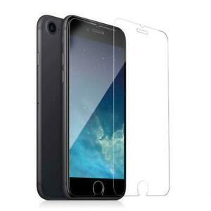Tempered Glass Screen Protector Guard For iPhone 5/5S 6/6S Plus 7 Plus 8 8plus X