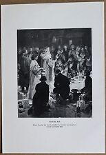 RUSSIA: EASTER EVE; lithograph, 1913 (#17)