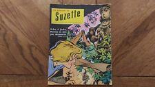 Revue Hebdomadaire Vintage « La Semaine De Suzette – N°32 – 03 Juillet 1958 » BE
