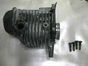 Troy-Bilt Cultivator 21CA144R966 TB144 Cylinder Assembly Part 753-05438