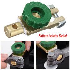 12v 24v Heavy Duty Battery Disconnect Isolator Cut Off Switch
