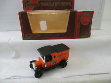 "MATCHBOX Y12 1912 FORD T MODEL "" The HOOVER "" WT323"