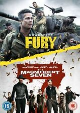 Fury/The Magnificent Seven [DVD]