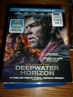 DEEP WATER HORIZON - BLU-RAY + DVD - WATCHED ONCE!!